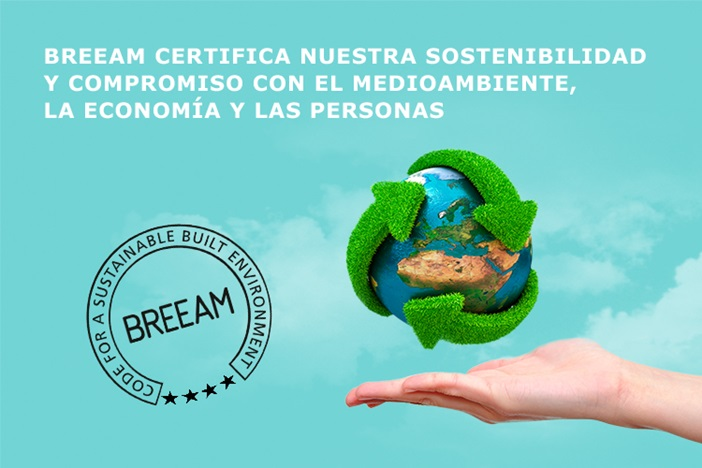 Breeam LUZ Shopping
