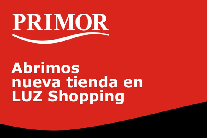 primor luz shopping